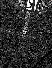 Custommade - Baluna - korta klänningar - anthracite black - 3