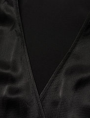Custommade - Dristi - långärmade blusar - anthracite black - 2