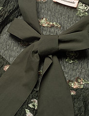 Custommade - Dionne - långärmade blusar - dark olive - 2
