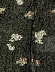 Custommade - Dionne - långärmade blusar - dark olive - 3