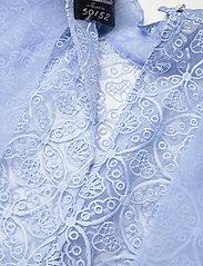 Custommade - Lican BY NBS - cocktailklänningar - powder blue - 4