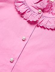 Custommade - Blanca - långärmade blusar - fuchsia pink - 3