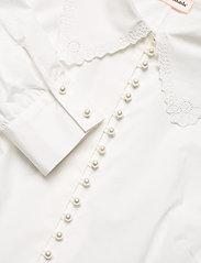 Custommade - Lucy - cocktailklänningar - whisper white - 2