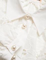 Custommade - Betsy - långärmade skjortor - whisper white - 2
