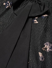 Custommade - Leah - sommarklänningar - anthracite black - 3
