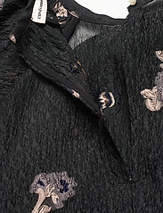 Custommade - Leah - sommarklänningar - anthracite black - 4