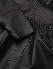 Custommade - Ducca - långärmade blusar - anthracite black - 2