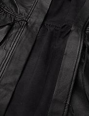 Custommade - Ducca - långärmade blusar - anthracite black - 3