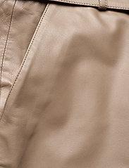 Custommade - Rinora - midi kjolar - fungi brown - 2
