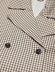 Custommade - Hermina - trenchcoats - anthracite black - 2