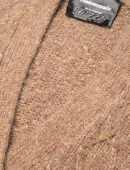 Custommade - Vilna BY NBS - långärmade blusar - cuban sand - 2