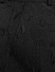 Custommade - Nanette BY NBS - bermudashorts - anthracite black - 3