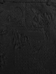 Custommade - Nanette BY NBS - bermudashorts - anthracite black - 5