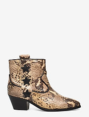 Custommade - Amie - ankle boots with heel - vanilla - 1