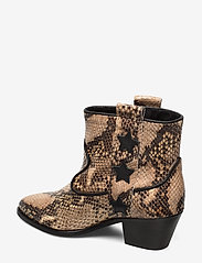 Custommade - Amie - ankle boots with heel - vanilla - 2