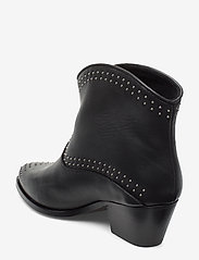 Custommade - Angel Studs - ankle boots with heel - anthracite black - 2