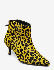 Custommade - Abira Leo - ankle boots with heel - super lemon - 0