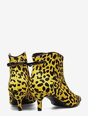 Custommade - Abira Leo - ankle boots with heel - super lemon - 4