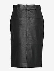 Custommade - Alia - midi kjolar - anthracite black - 1