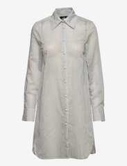 Custommade - Mylia BY NBS - shirt dresses - angel blue - 2
