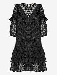 Custommade - Baluna - korta klänningar - anthracite black - 0