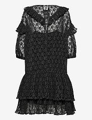 Custommade - Baluna - korta klänningar - anthracite black - 1