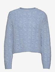 Custommade - Tola - tröjor - powder blue - 1