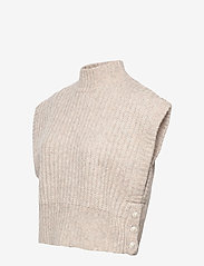 Custommade - Elfi - knitted vests - fungi brown - 2