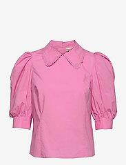 Custommade - Dunya - långärmade blusar - fuchsia pink - 0