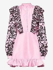 Custommade - Leonora BY NBS - festklänningar - sweet lilac - 0