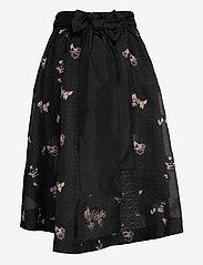 Custommade - Tania - midi kjolar - anthracite black - 1