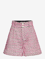 Custommade - Aliba - shorts casual - black / pink - 0