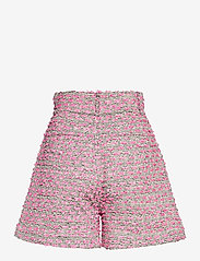 Custommade - Aliba - shorts casual - black / pink - 1