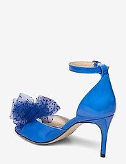 Custommade - Marita Bow - peeptoes - royal blue - 2
