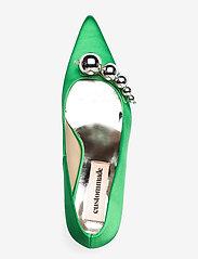 Custommade - Aljo Mirror Ball - klassiska pumps - classic green - 3
