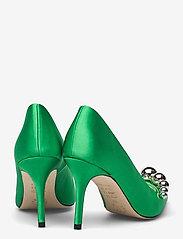 Custommade - Aljo Mirror Ball - klassiska pumps - classic green - 4