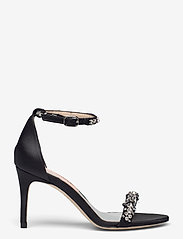 Custommade - Maggie Crystal - högklackade sandaler - anthracite black - 0