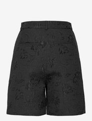 Custommade - Nanette BY NBS - bermudashorts - anthracite black - 2
