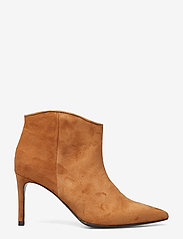 Custommade - Aeja Suede - ankle boots with heel - camel - 1