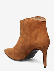 Custommade - Aeja Suede - ankle boots with heel - camel - 2