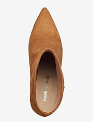 Custommade - Aeja Suede - ankle boots with heel - camel - 3