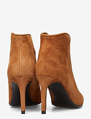 Custommade - Aeja Suede - ankle boots with heel - camel - 4