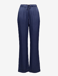 Beate - casual trousers - night sky