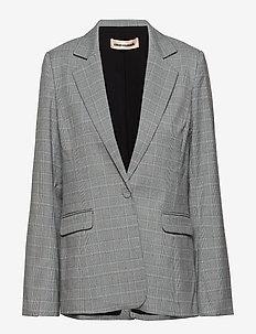 Mei - blazers - white