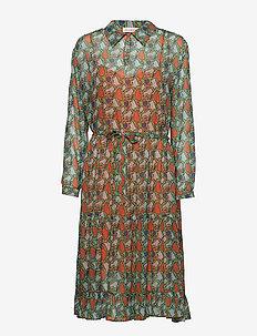 Ellinor - shirt dresses - emberglow