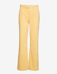 Melissa - wide leg trousers - sun light
