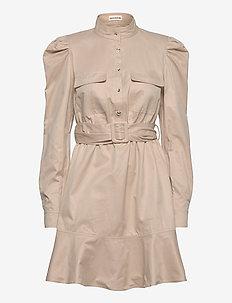 Haniel - short dresses - cement