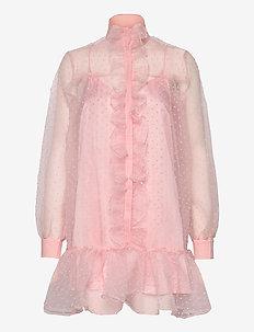 Lil - skjortekjoler - orchid pink