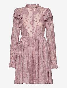 Kimsa - korta klänningar - ash rose