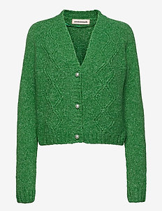 Valdine - cardigans - jolly green